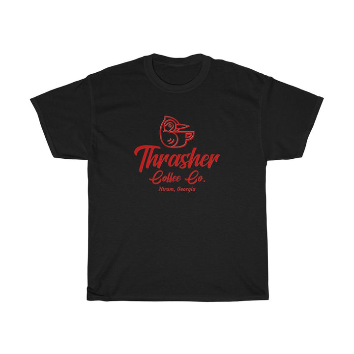 Thrasher Coffee Co Logo (Red) Unisex T-shirt