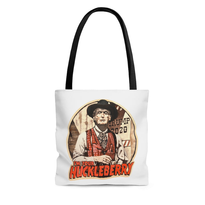 Trump 2020 I'm Your Huckleberry Tote Bag