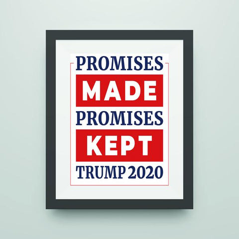 Promises Made Promises Kept Digital Print (Downloadable)