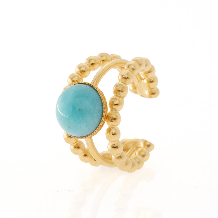 Bague ASTERIA turquoise