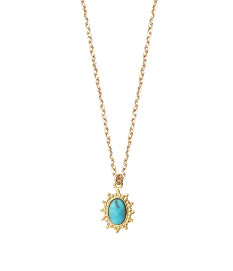 Collier FRAJA turquoise