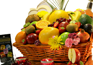 New Home Fruit Basket – Premium