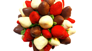 Fresh Start Chocolate Bouquet