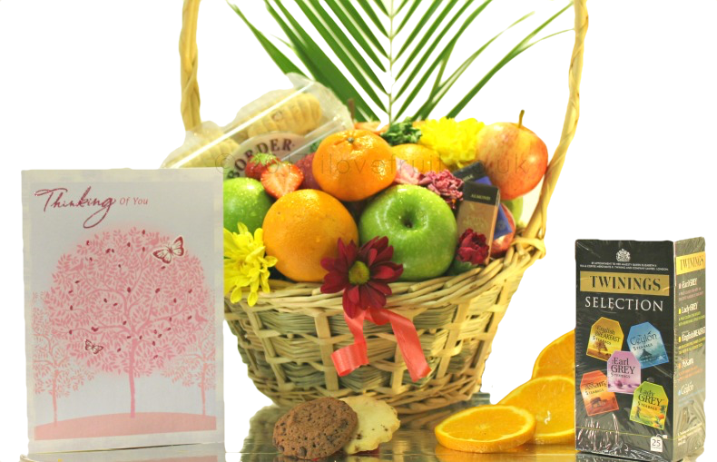 Fruit Basket – Premium