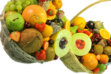Thank You Fruit Basket – Deluxe