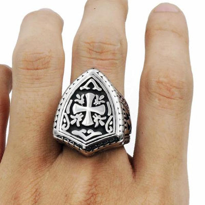 Warrior Shield  Viking Ring
