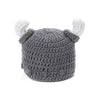 Baby Kids Viking Helmet Winter Hat Unisex Cotton T-Shirts/Hats