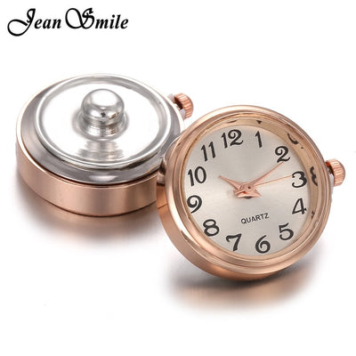 Watch Snap Button 18mm Zinc 30 Colors Fits Snap Button Jewelry