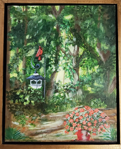 """Back Yard Charlevoix Cove"" Sold"