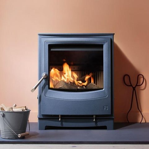 Arada Farringdon Small Eco - Midnight - Stoves World Ltd