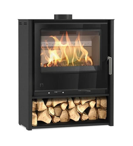 Arada i600 Freestanding Mid Wood Burning / Multi Fuel Defra Approved Stove - Stoves World Ltd