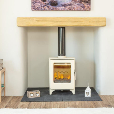 Ashcott Ivory - Stoves World Ltd