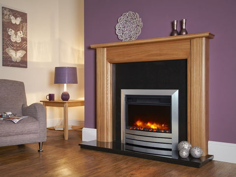 "Celsi Electriflame Camber 22"" Electric Fire - Stoves World Ltd"