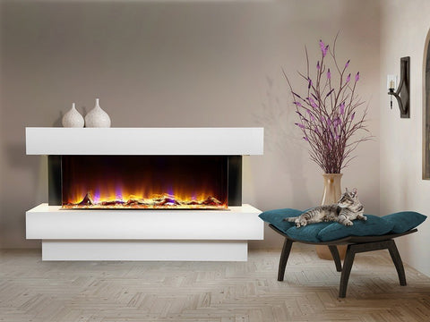 Celsi Electriflame VR Carino 1100 - Illumia Suite - Stoves World Ltd