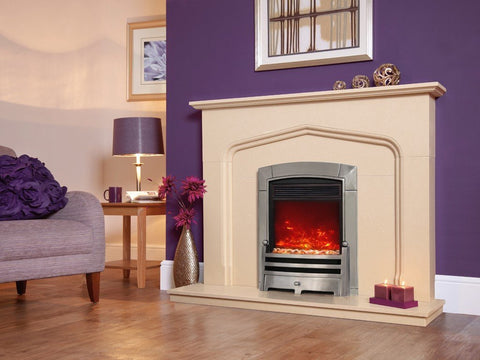 Celsi Electriflame XD Caress Bauhaus Electric Fire - Stoves World Ltd