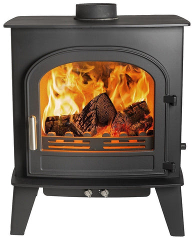 Cleanburn Skagen 5 WoodBurning Stove RRP £1349 Sale Price Only £1149 - Stoves World Ltd