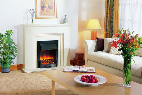 Danesbury Optiflame Inset Electric Fire - Stoves World Ltd