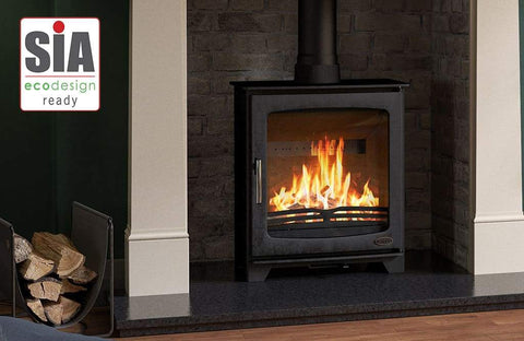 Henley Hazelwood 5 Wood Burning Stove - Stoves World Ltd