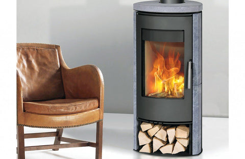 Henley Zanzibar Soapstone Stove - Stoves World Ltd