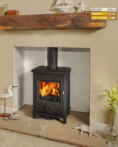 Hi Flame Precision 1 - Stoves World Ltd