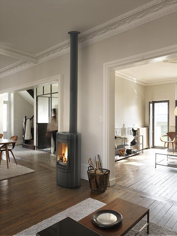 Invicta Ludia cast-iron stove - Stoves World Ltd