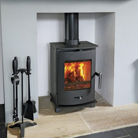 Newbourne 35FS Ecodesign Multifuel DEFRA Stove - Stoves World Ltd