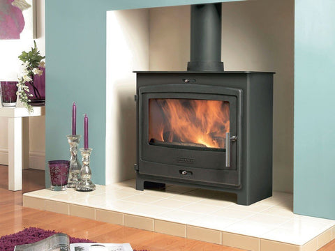 Portway 3 Contemporary Multifuel Stove - Stoves World Ltd