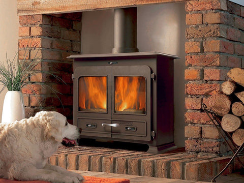 Portway 3 Traditional Multifuel Stove - Stoves World Ltd