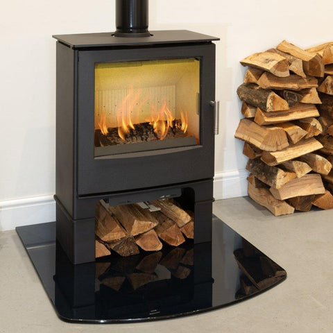 The Woodland Logstore - Stoves World Ltd