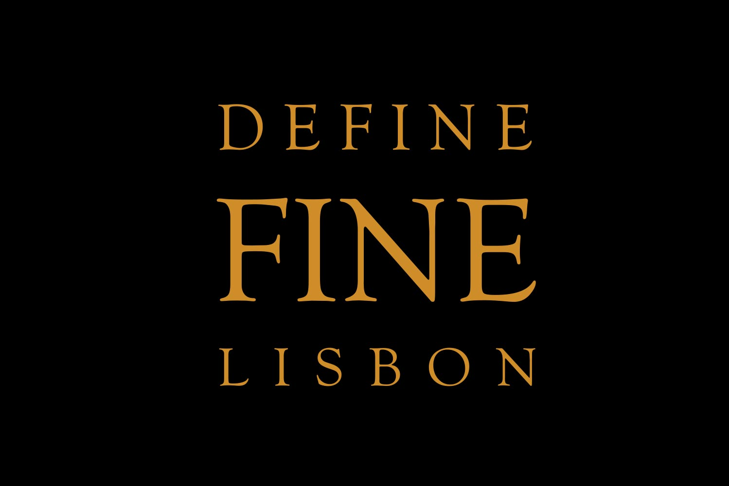 DEFINE FINE LISBON TRAVEL GUIDE