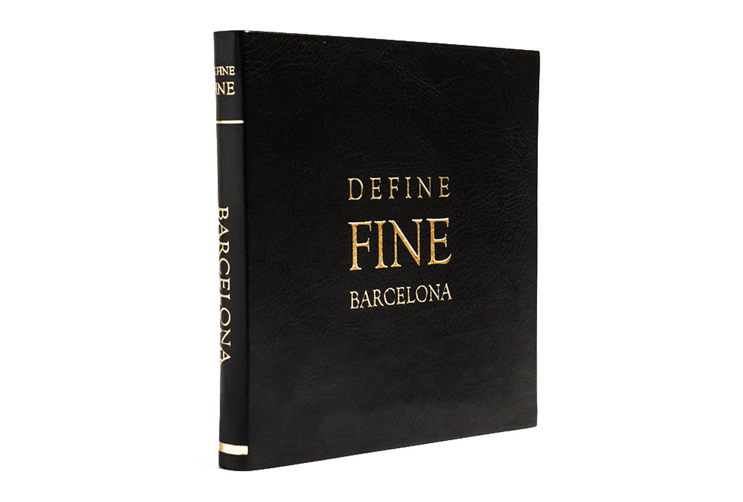 DEFINE FINE BARCELONA TRAVEL GUIDE
