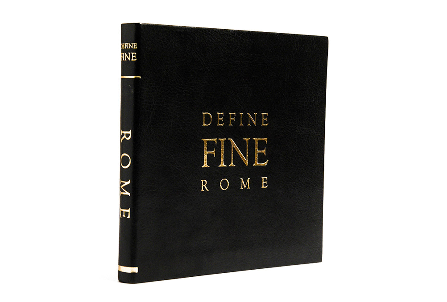 DEFINE FINE ROME TRAVEL GUIDE