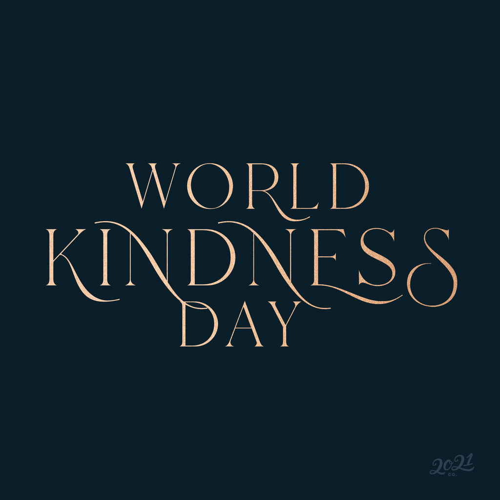 Today is World Kindess Day!