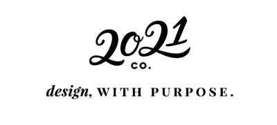 2021co.com designs and manufactures beautiful words on drool-worthy goods in New England, USA.