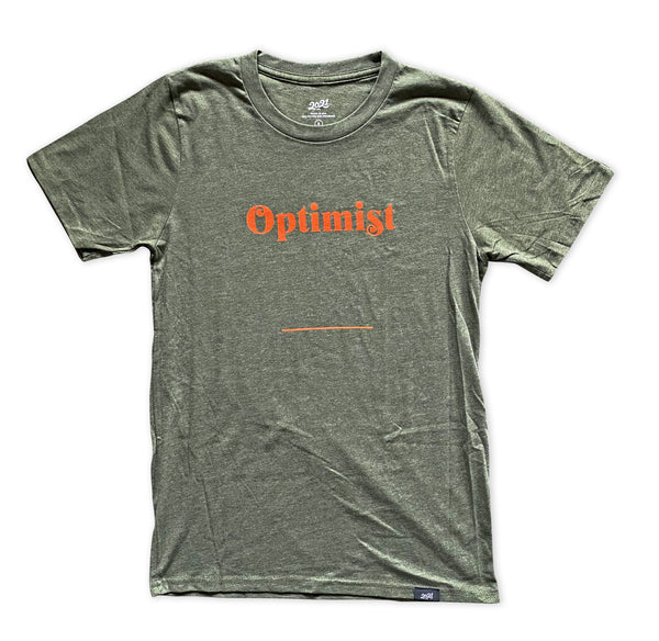 optimist short sleeve tee