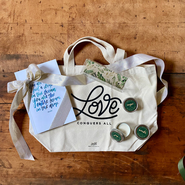 love conquers all gift pack