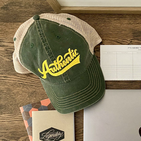 authentic hat