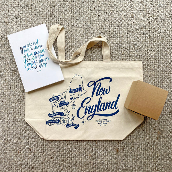 New England Mom gift Set