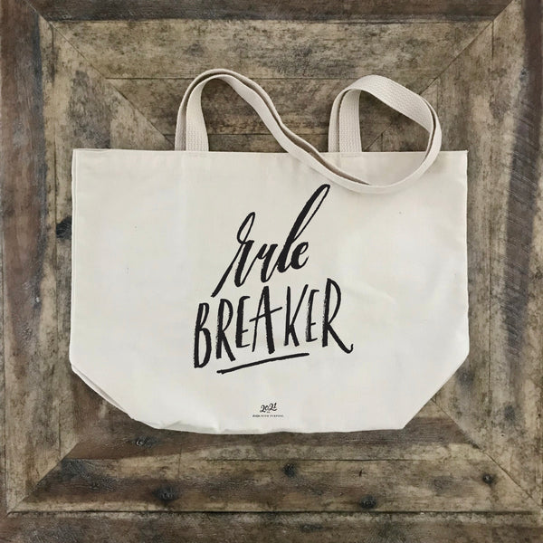 rule breaker market bag