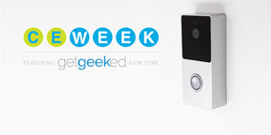 Remo+ Introduces Smart Video Doorbell Featuring Advanced Video Streaming Capabilities at CE Week