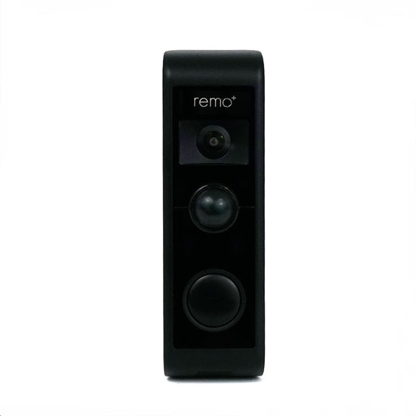 RemoBell W Equipped Smart Video Doorbell Camera - Remo+ video doorbell camera doorcam smart home security