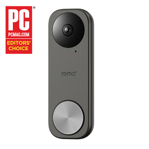 RemoBell S Fast-Responding Smart Video Doorbell Camera - Remo+