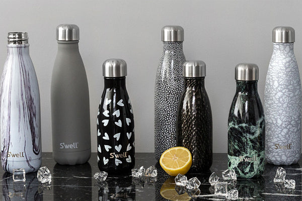 Refuse Plastic - use Swell bottle for life