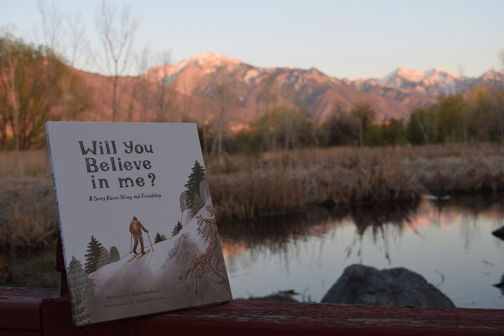 Will You Believe in Me? A Story About Skiing and Friendship