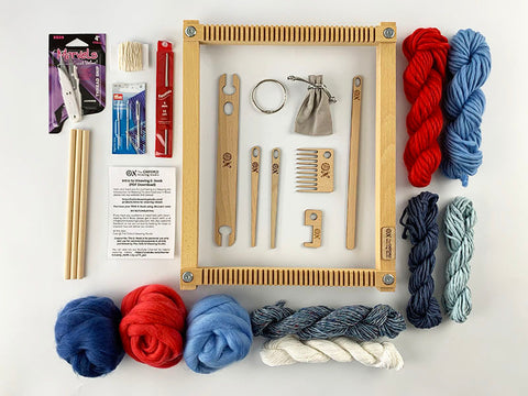 Complete Intro to Weaving Kit