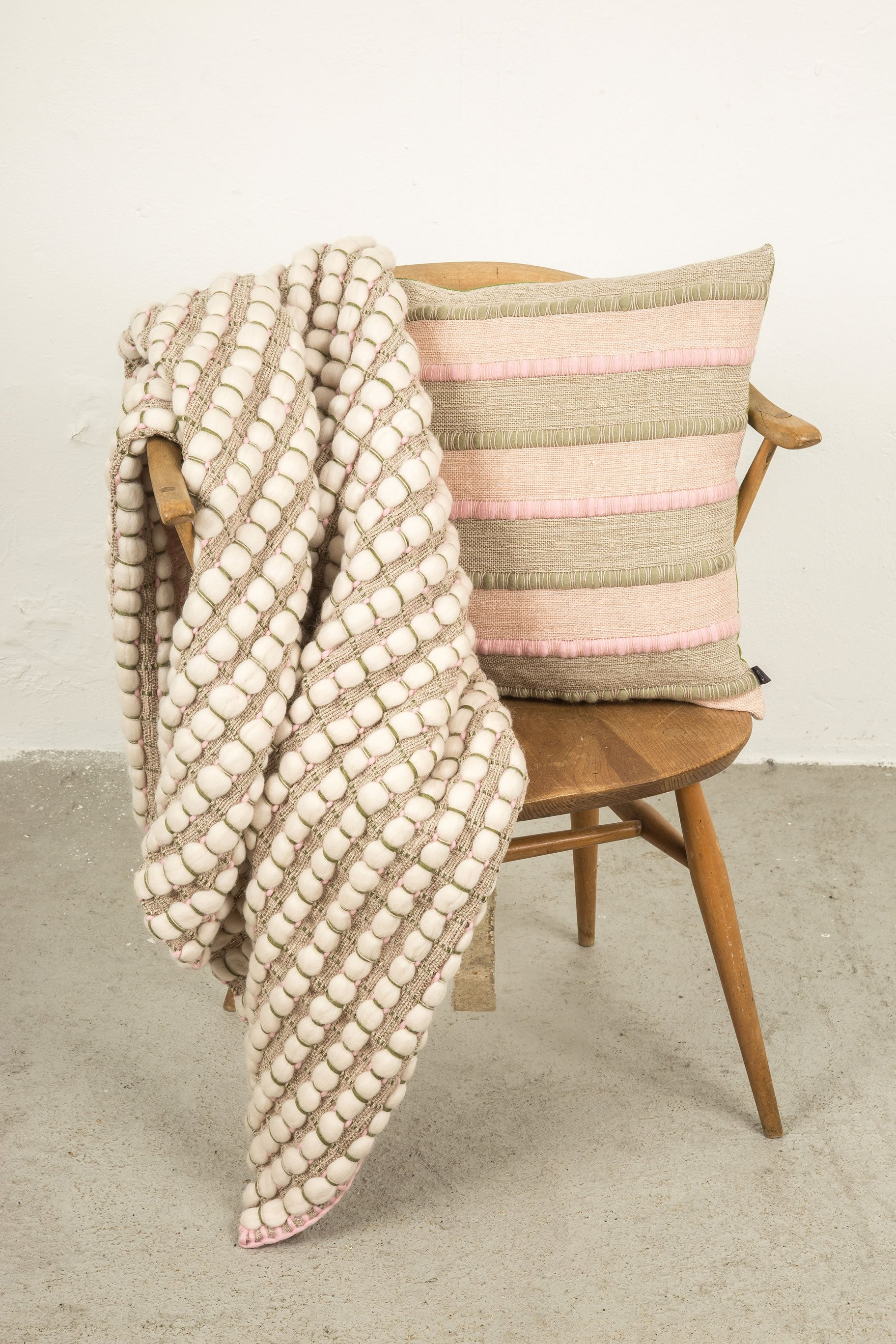 "Brittany Cushion (Square - Medium) | ""Sunrise"" 