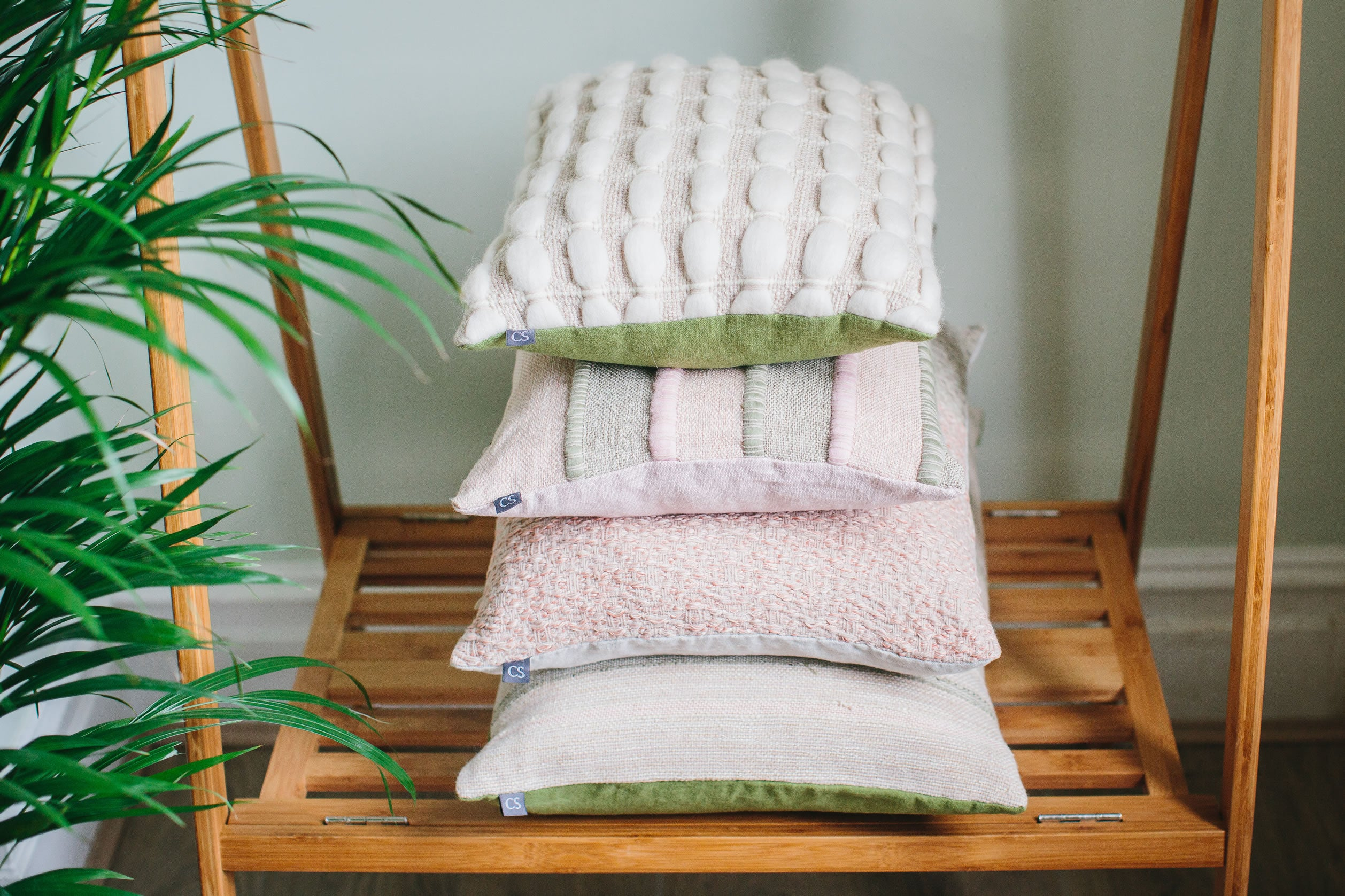 "Brittany Cushion (Rectangle - Small) | ""Sunrise"" 