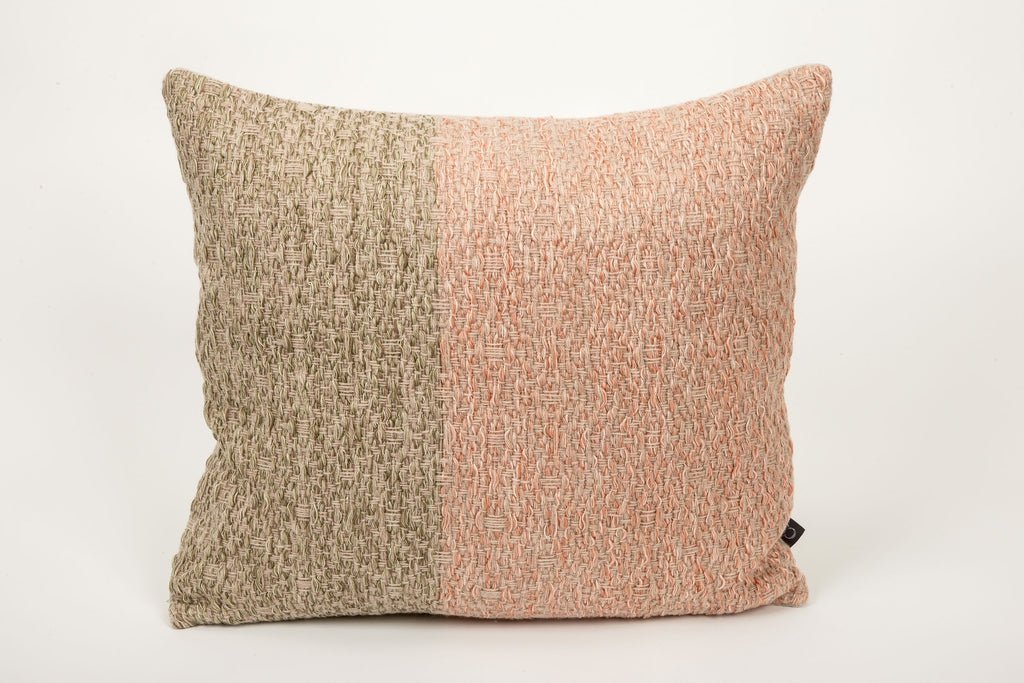 "Brittany Cushion (Square - Medium) | ""Waves"" 