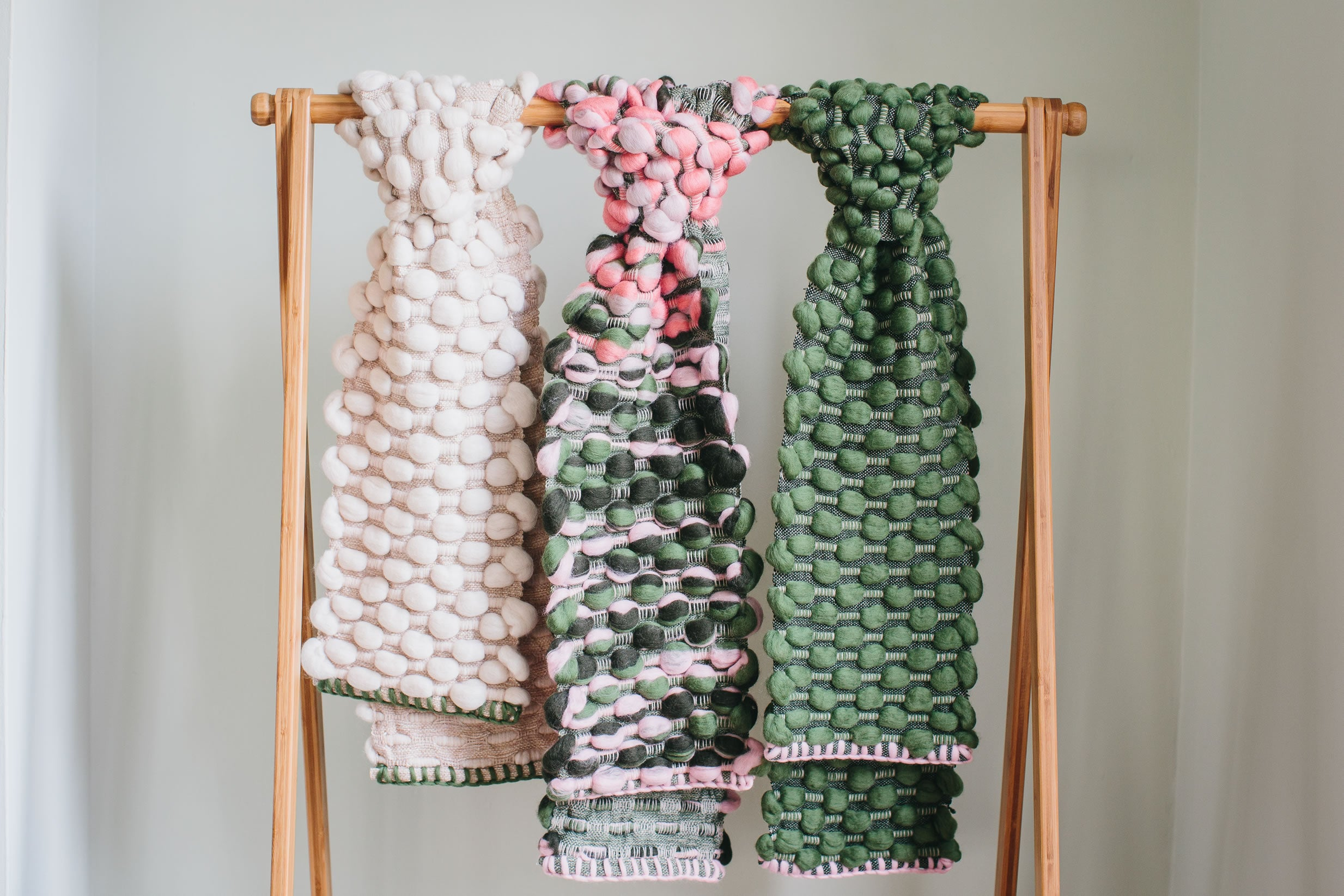 "Brittany Scarf | ""Ripples"" 