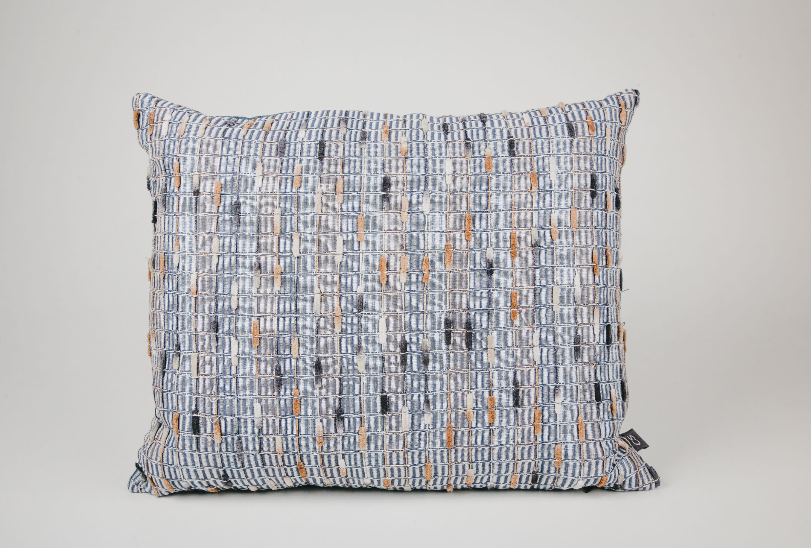 "Normandy Cushion (Rectangular - Small) | ""Seawall"" 